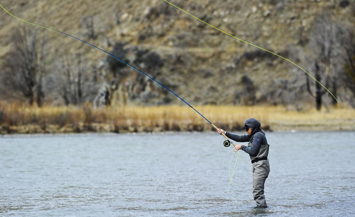 Beginning intermediate fly fishing class offered may 20 for Fly fishing classes