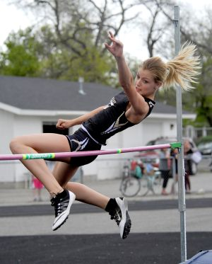 City Track Meet at Billings Senior