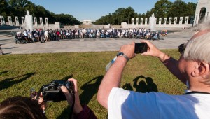 WWII memorial brings veterans face to face with their legacies