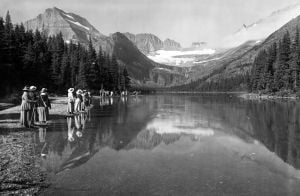 In a man's world, women made their mark in Glacier Park