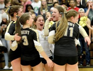 Balanced attack helps West sweep Great Falls to reach state tournament