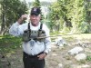 Fisherman's struggles with gear lead him to devise handy vest