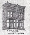 Rendering of Joliet's Thomas Collins Building