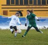 Billings Central's Maya Arce (10) battles for possession