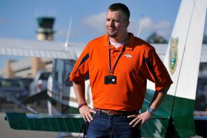 Rocky aeronautics student flies high with help from Black Tie Blue Jeans