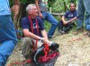 Animal rescue demonstration