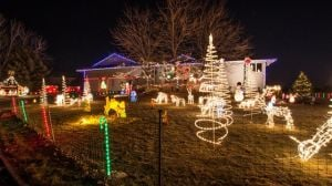 Map: Take a tour of holiday lights displays in Billings