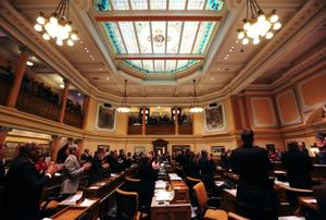 Capitol renovation lawsuit thrown out by Cheyenne judge