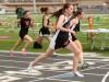 Top 10 Track meet girls 100