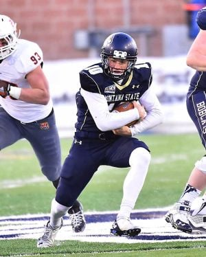 Ash's guess: Bleskin will start at QB for Bobcats