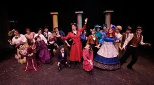 High-flying 'Mary Poppins' hits the stage at BST