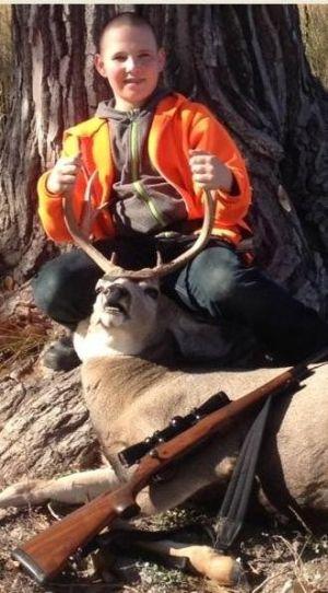 Matthew Charles' deer