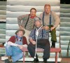 'Lumberjacks' opens tongiht at BST with tight harmonies, quirkly humor