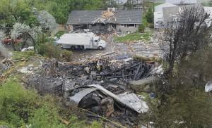 Explosion investigation under way; neighbors stunned by blast