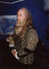 Andy Schoneberg on Halloween -- Leonardo da Vinci