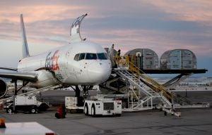 Freight booming at Billings airport