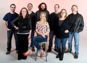 Ellen and the Old School and Friends perform '60s show at Brew Pub