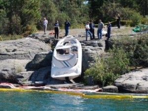 Judge orders arguments on releasing document in 2009 boat crash