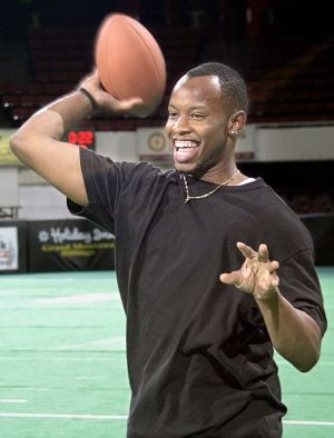 Dixon ready to take IFL by storm as coach