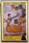 'The Outlaws Is Coming' poster