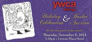 YWCA Holiday Celebration & Basket Auction