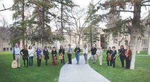 Chamber group opens new season Sunday at YAM