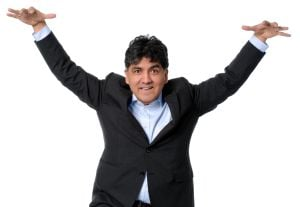 Author Sherman Alexie likes stirring up 'small-town, white conservatives'