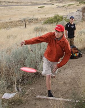 High Sierra disc golf tourney to raise cash for new course