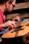 Wes Urbaniak's guitar
