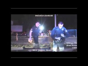 Patrol car video: Ramirez shooting