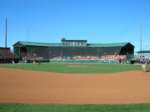 Day at the Park: Kindrick Legion Field