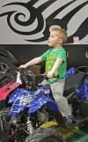 Feature photo: Revved up at the RV and Boat Show