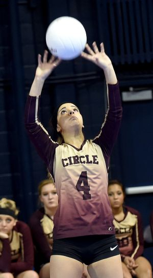 Class C Volleyball Friday