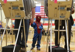 Wyoming workers get time off Tuesday to vote