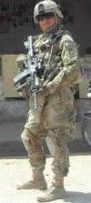Lame Deer soldier injured by IED explosion in Afghanistan