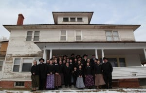 National Geographic TV series to focus on Montana Hutterite colony