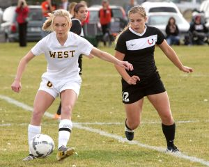 West boys, girls advance to State AA soccer tourney