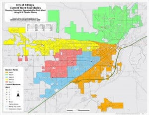 Billings City Council to consider redistricting plan
