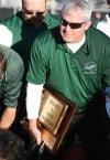 Billings Central head coach Jim Stanton