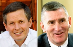 Walsh, Daines spar over health care