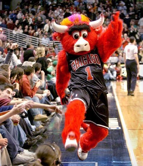 Bulls mascot charged with hitting officer | Montana News ...
