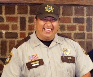 Roosevelt County sheriff found sleeping on sidewalk, suspected to be intoxicated