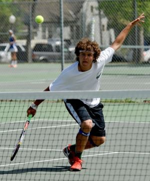 State A Tennis Tournament