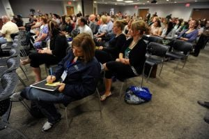 Suicide conference draws more interest than it can accommodate