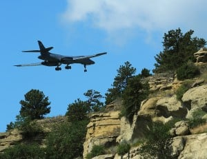Montana congressmen balk at Air Force bomber training plans