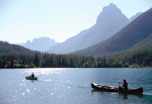 Kintla Lake: Paddle, hike, camp in Glacier silence