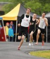 Rain doesn't dampen first-day performances at Eastern AA meet