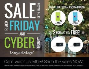 Cyber Monday deals from Damsel in Defense Independent Pro – Amber Adams