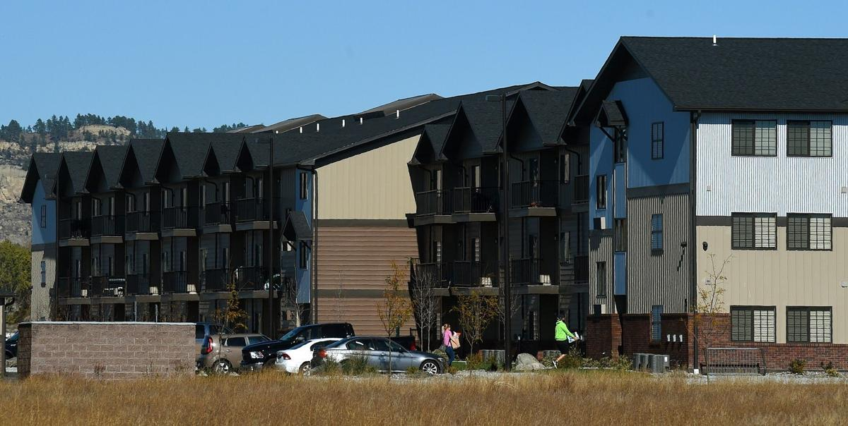 Billings Gazette: More apartments coming to Billings West End