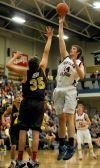 Dawson County's Bryden Boehning shoots